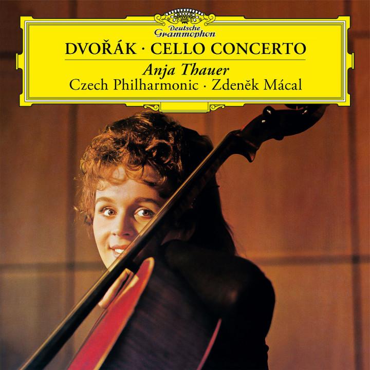 Dvorák: Cello Concerto in B-Minor, Op. 104