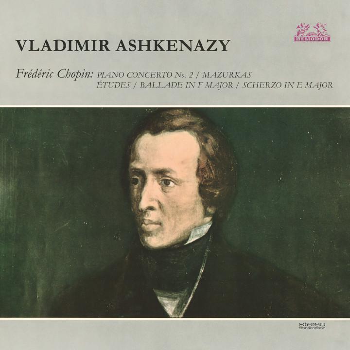 Ashkenazy - Chopin: Piano Concerto No.2 / Ballade / Etudes / Mazurkas / Scherzo