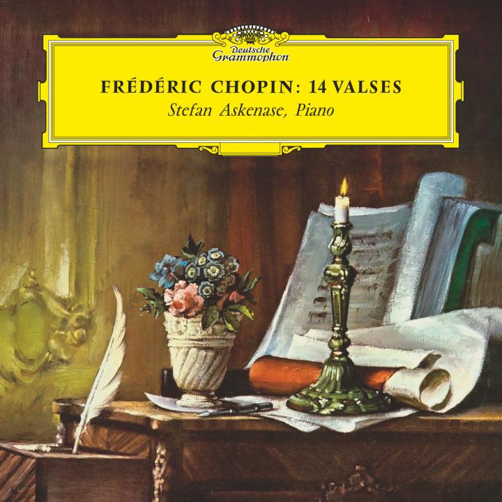 Askenase - Chopin: 14 Valses Cover