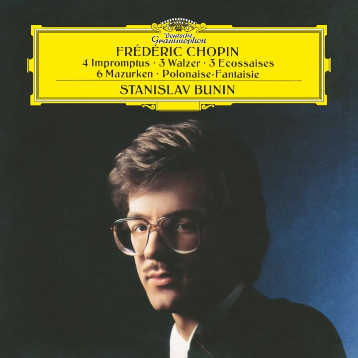 Bunun - Chopin: Impromptus opp. 29, 36, 51, 66; Valses op. posth.; Ecossaises op. 72 No. 3; Mazurkas opp. 30,2-41,1-63,3-56,2-67,3 u. 4, Polonaise-Fantaisie op.61 cover