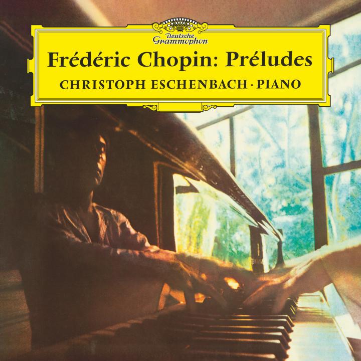 Eschenbach - Chopin: Préludes Cover