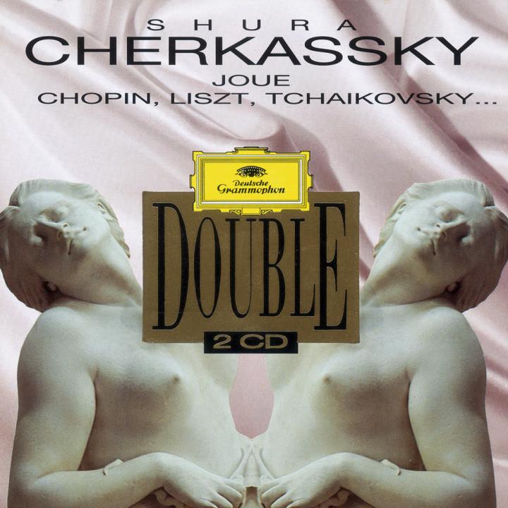 Shura Cherkassky - Chopin, Liszt, Tchaikovsky Cover