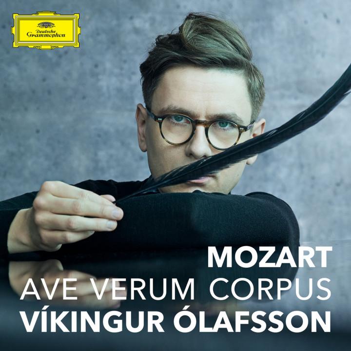 Víkingur Ólafsson - Mozart: Ave verum corpus, K. 618 (Transcr. Liszt for Solo Piano) Single Cover