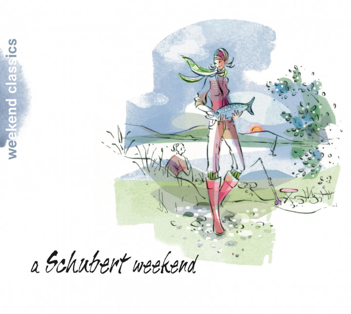 WEEKEND CLASSICS A Schubert Weekend Cover