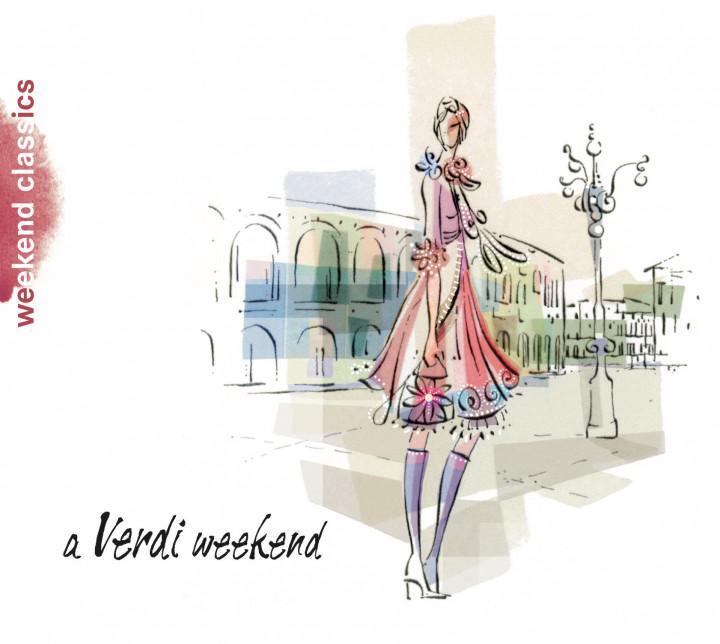 WEEKEND CLASSICS A Verdi Weekend Cover
