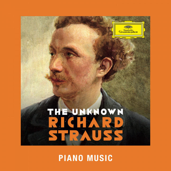 Strauss: Complete Piano Music Cover