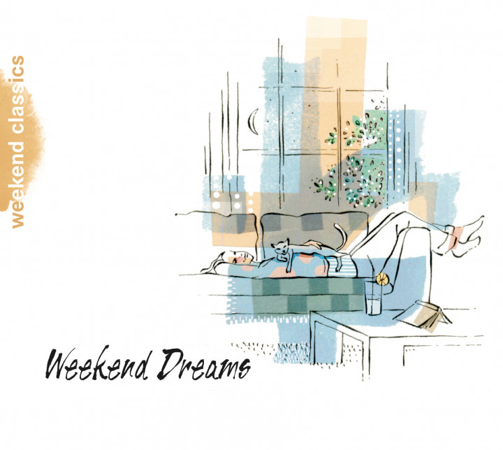 WEEKEND CLASSICS Weekend Dreams Cover