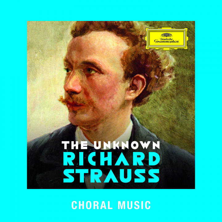 Strauss: Choral Music Cover