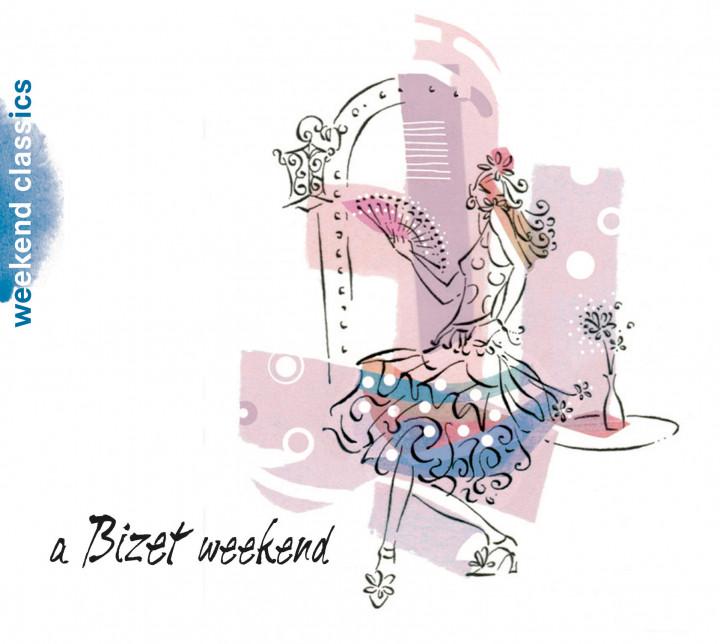 WEEKEND CLASSICS A Bizet Weekend Cover