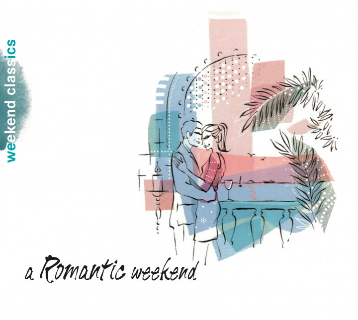 WEEKEND CLASSICS A Romantic Weekend Cover