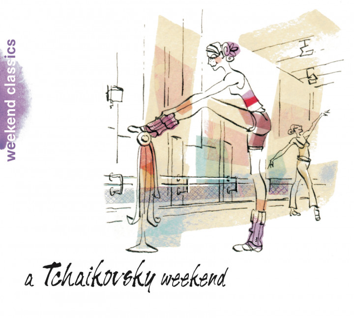 WEEKEND CLASSICS A Tchaikovsky Weekend Cover