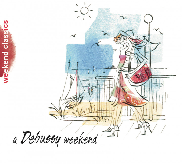 WEEKEND CLASSICS A Debussy Weekend Cover