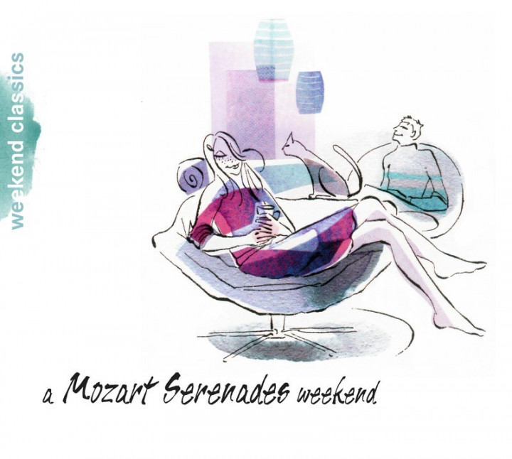 WEEKEND CLASSICS A Mozart Weekend Cover