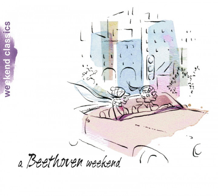 WEEKEND CLASSICS A Beethoven Weekend Cover