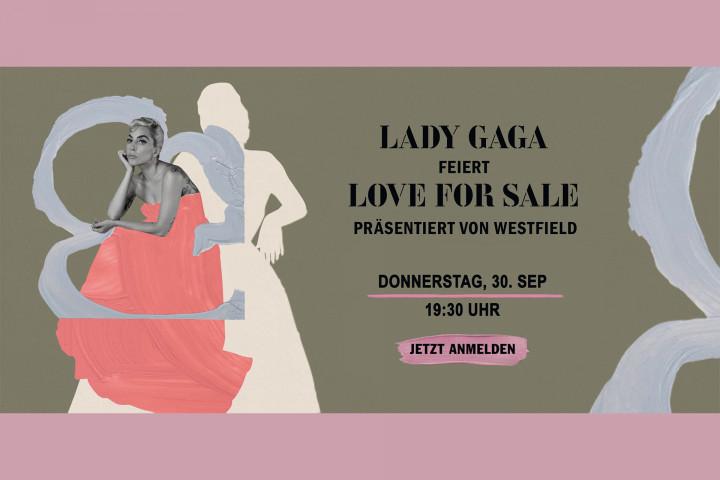 Love For Sale - das Fan-Event