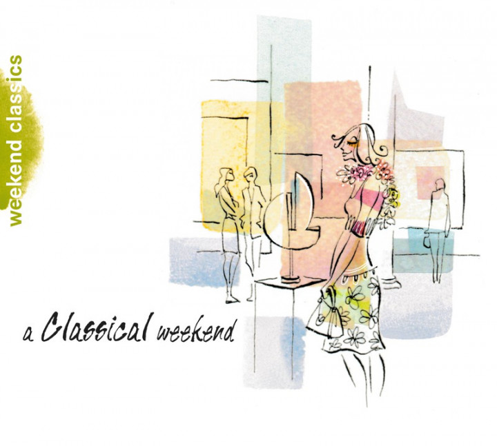 WEEKEND CLASSICS A Classical Weekend Cover