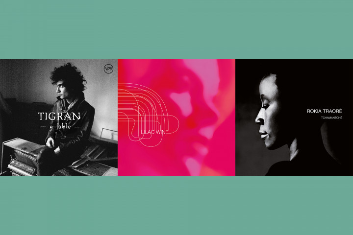 "Tigran Hamasyan ""A Fable"" / Helen Merrill ""Lilac Wine"" / Rokia Traoré ""Tchamantché"""