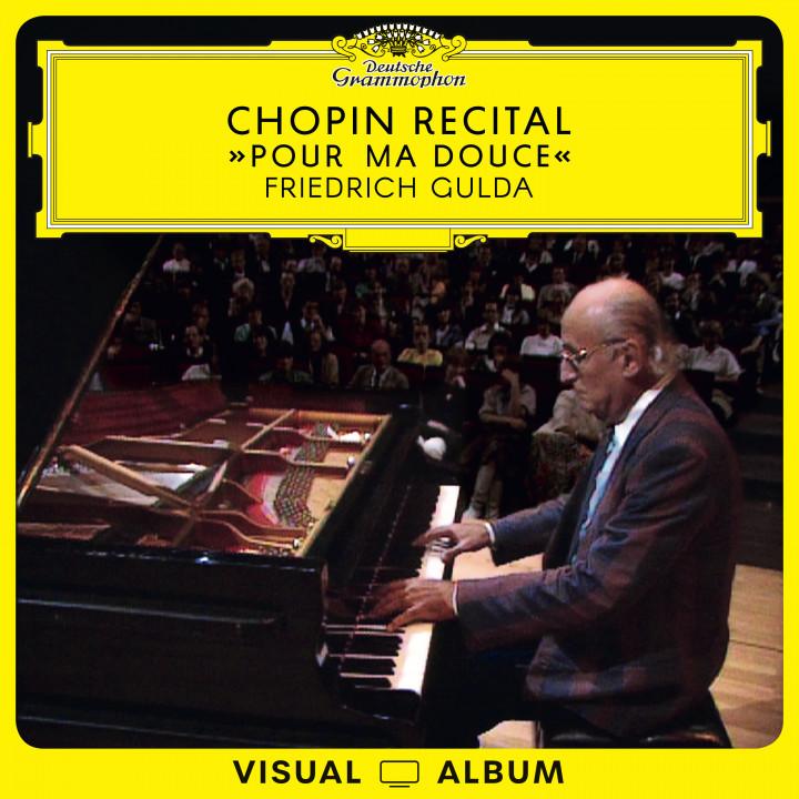 Chopin Recital: Pour Ma Douce - Euroarts Visual Album Cover