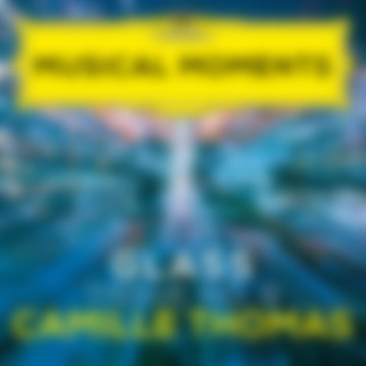 Camille Thomas - Glass: Tissue No. 6 Cover