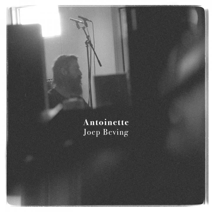 Joep Beving - Antoinette eSingle Cover