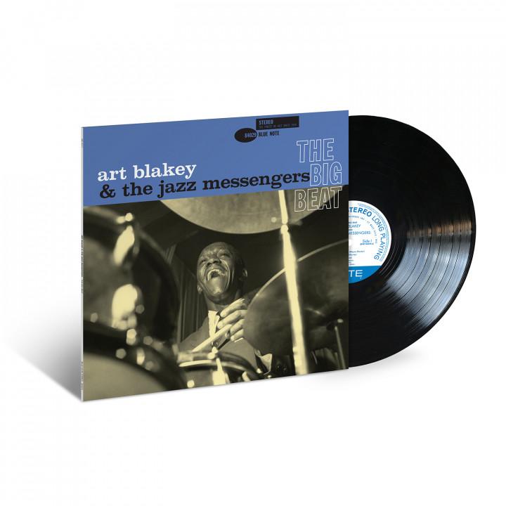 Art Blakey - The Big Beat (Blue Note Classic Vinyl)