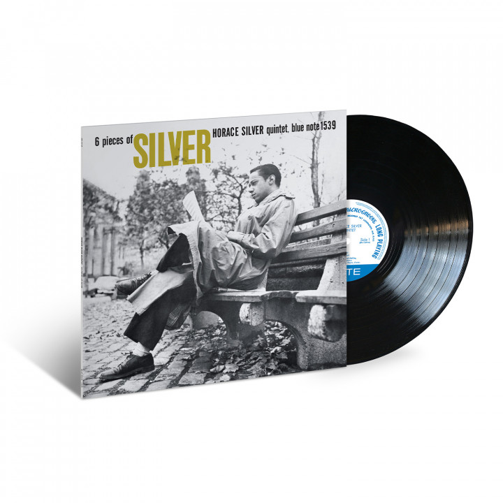 Horace Silver - 6 pieces of Silver (Blue Note Classic Vinyl)