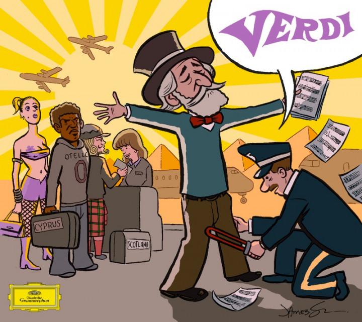 Classical Bytes Verdi Cover