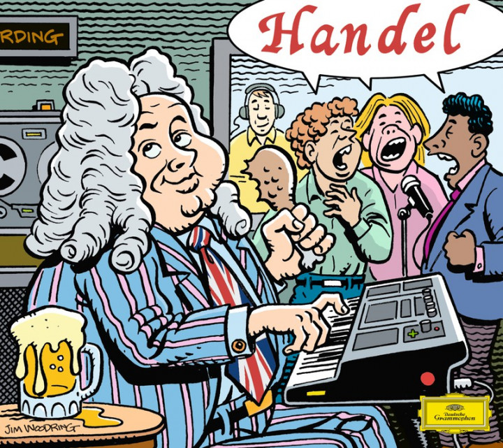Classical Bytes Handel Cover