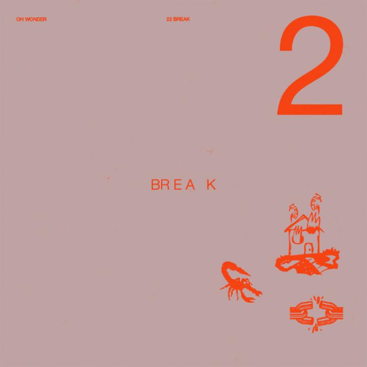 Oh Wonder 22 Break Album Cover