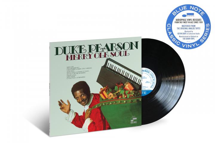 "JazzEcho-Plattenteller - Blue Note Classic Vinyl Serie: Duke Pearson ""Merry Ole Soul"""
