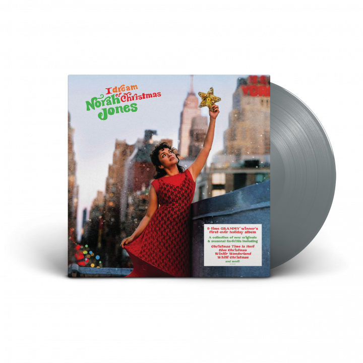 Norah Jones - I Dream Of Christmas (Excl. Ltd. Silver LP)