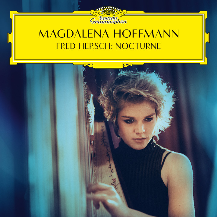 Magdalena Hoffmann - Hersch: Three Character Studies: I. Nocturne for Left Hand Alone (Version for Harp) Cover