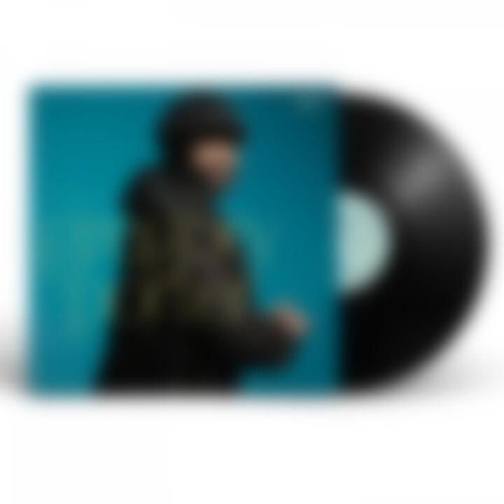 Gregory Porter - Still Rising (LP Packshot)