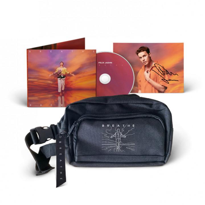 Felix Jaehn - Breathe (Ltd Bundle CD + Bag)