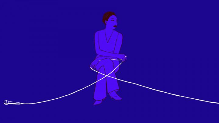 Sinnermann - Sofi Tukker Remix (Visualizer)