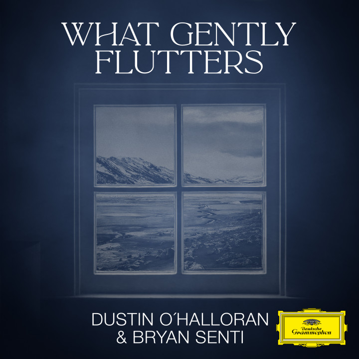 Dustin O'Halloran - What Gently Flutters Cover