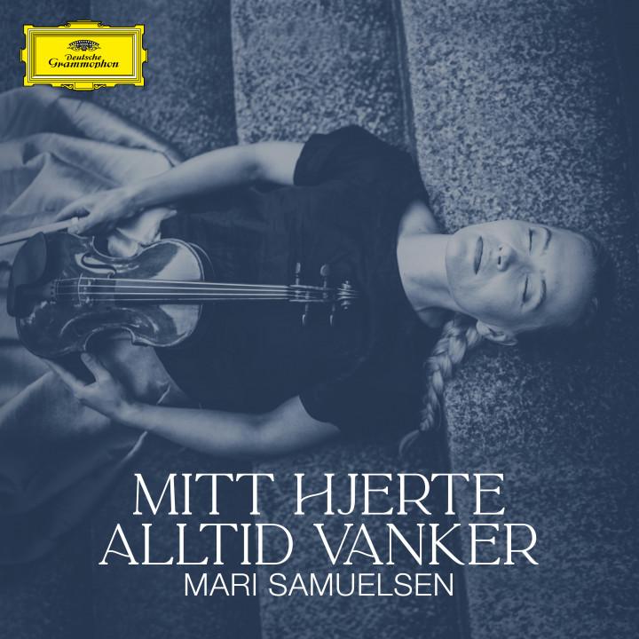 Mari Samuelsen - Mitt hjerte alltid vanker eAlbum Cover