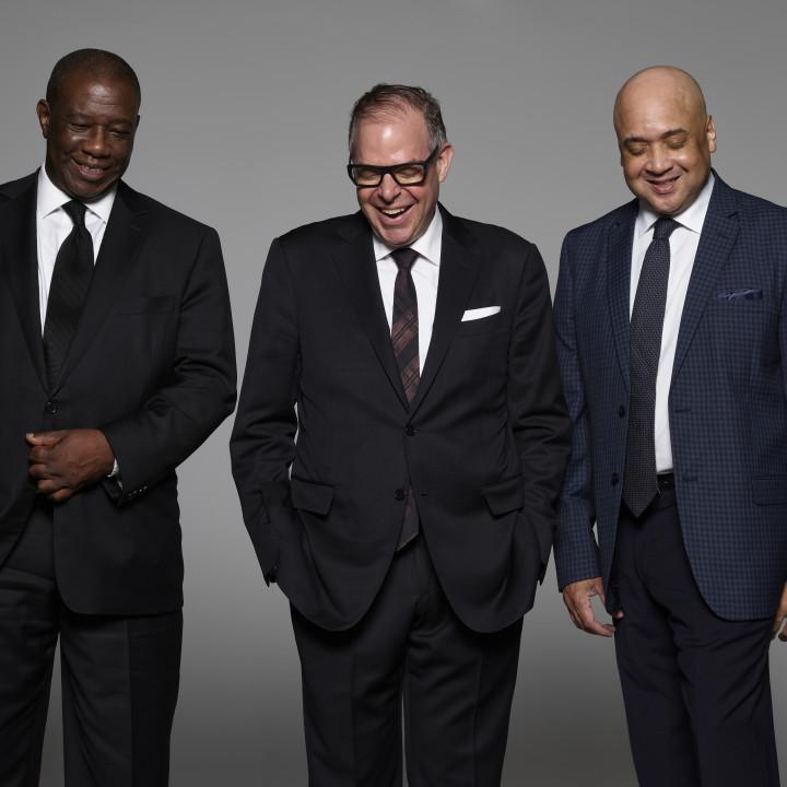 Bill Charlap Trio (Kenny Washington/ Bill Charlap/ Peter Washington)