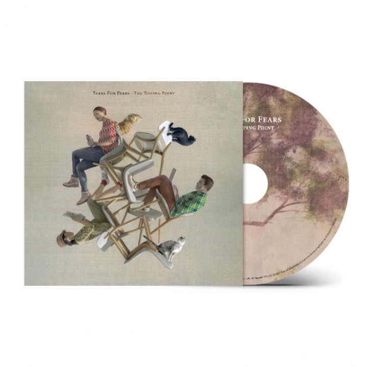 The Tipping point CD