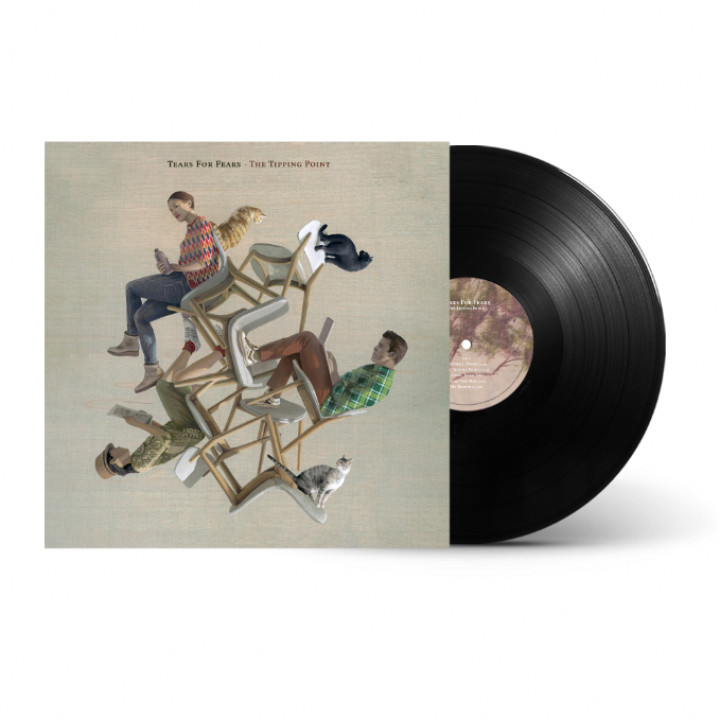The Tipping Point Vinyl