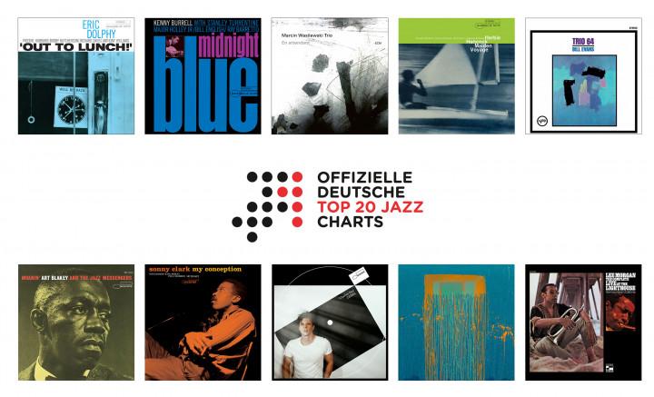 Jazz-Charts September 2021