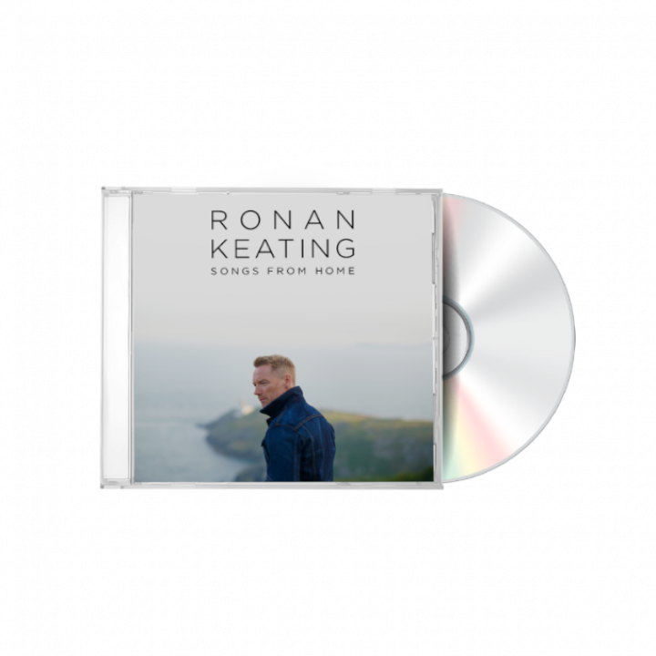 Songs From Home CD