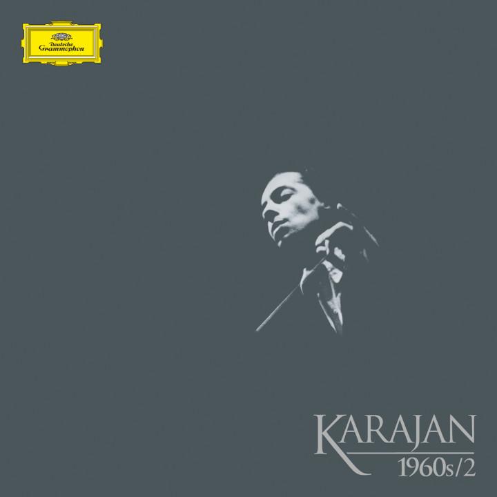 Karajan 1960s Volume 2 Cover