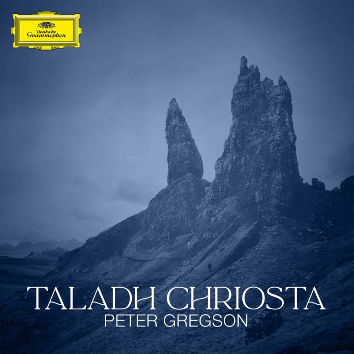 Peter Gregson - Taladh Chriosta Cover