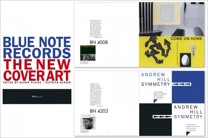 Auf Streife Im Netz: Blue Note Records - The New Cover Art