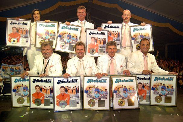 Nockalm Quintett, NOCKALM JUBILÄUMSFEST - 9000 Besucher feierten die Jubilare an 3 Tagen in Millstatt
