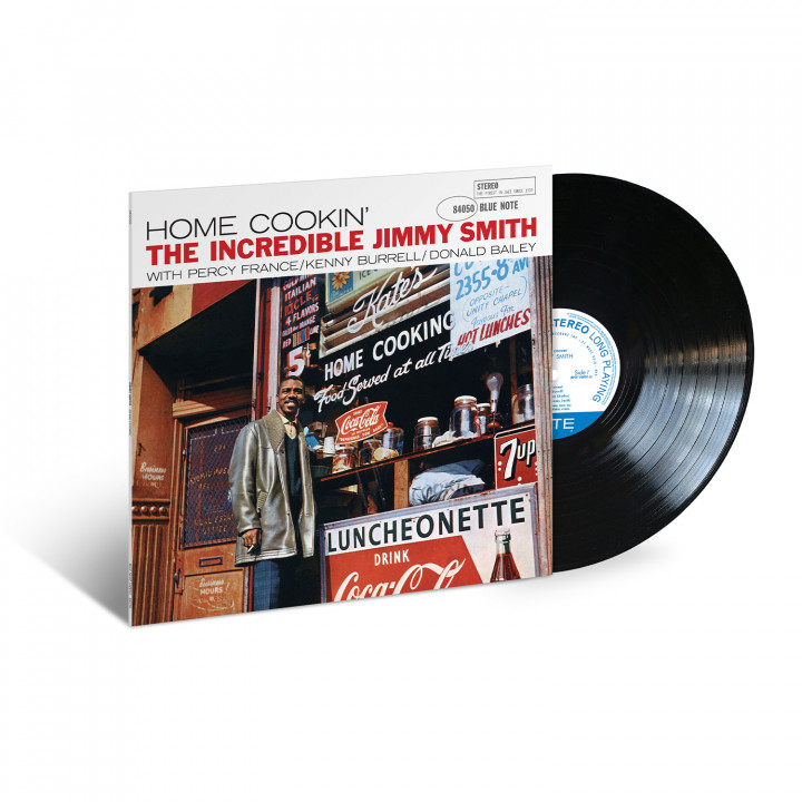 Jimmy Smith: Home Cookin' (Blue Note Classic Vinyl)