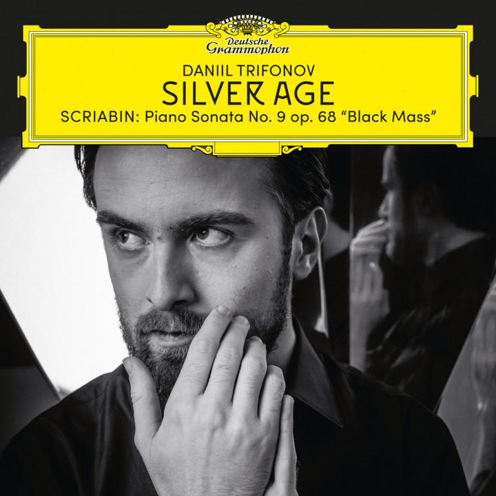 """Daniil Trifonov - Scriabin: Piano Sonata No. 9, Op. 68 """"Black Mass"""" Cover"""