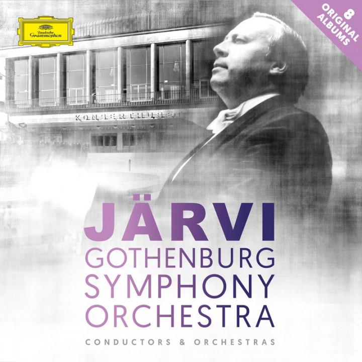 Järvi Conductors & Orchestra Cover 00028948354917