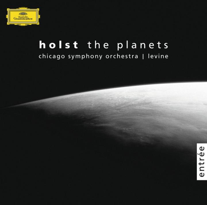 Entrée, Holst, The Planets, 00028947750109
